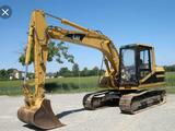 Servicii excavator caterpilar 15 tone услуги экскаватора 15 тонн гусеничный