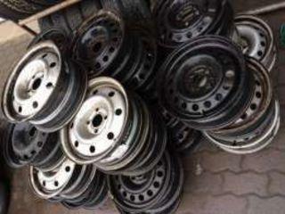 Железные диски и шины, колпаки на множество моделей авто, комплекты, пары, поштучно, R14-15-16