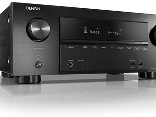 Denon Avr-x2600w 7.1 Surround-av-receiver Wlan, 4k , 3d Spotify Connect, Internet-radio, Dlna