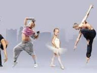 Dansuri pentru copii in centru