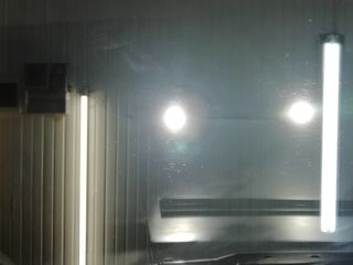 Полировка автостекол. Удаление царапин на боковых стёклах.