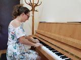Lecții individuale la pian/ Уроки игры на фортепиано