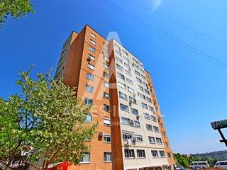 Mircea cel Bătrân, Ciocana, 225 m2, 5 odăi, etajul 9, reparație euro!