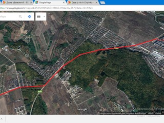 Vind lot pomicol 6 ari in I.P. Bostancea plasat la 5 km de la oras dupa dumbrava,poiana silvica