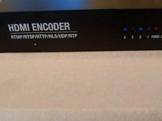 HDMI Encoder  Video Codec ( Nou )