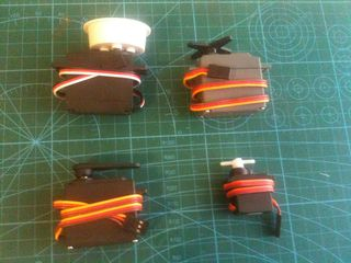 Компоненты для роботов и Arduino