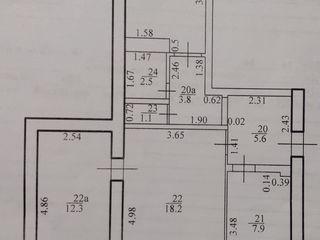 Продаётся 3-комнатная квартира по улице Ленина 195