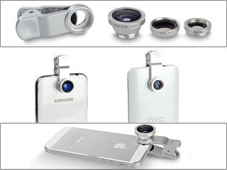 Набор из 3 объективов для смартфонов!