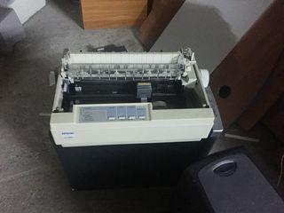 Banca vinde la prețuri reduse imprimante matrice Epson LX-300 Банк продает по сниженным ценам матрич