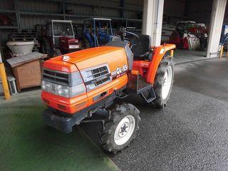 Se vinde tractor Kubota GL23