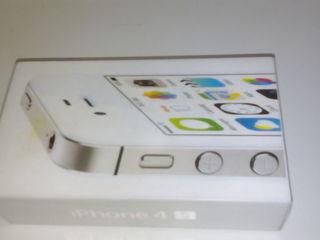Cutie de la iphone 4S alb.