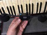 Microfon pentru acordeon Shure Beta 58a din Serbia