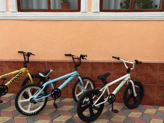Bicicleta BMX din Germany roti la 20  Toate bicicletele sint in stare noua  Recent adusa.,, ..  Pret