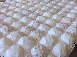 Зефирные детские одеялки ручной работы