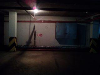 продается подземное парковочное место