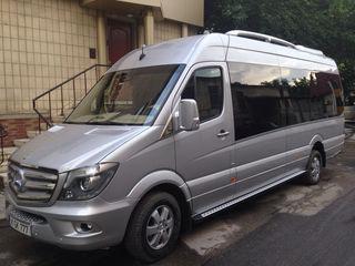 Autocare 30-50 locuri,microbuze 10-23 locuri,mini-vanuri 4-8 locuri,autoturisme ! Lux ! La comanda !
