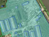 Vind teren cu depozite pentru productie agricola
