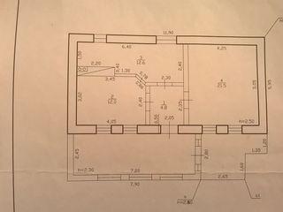 Se vinde casa in Pirita sau schimb pe apartament in Chisinau 19000 €