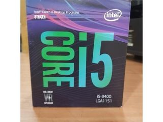 Intel Core i5 8400 box