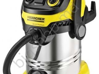 Aspirator Karcher WD 6 Premium Inox Renovation