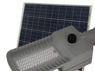 Iluminat LED solar stradal Moldcablu
