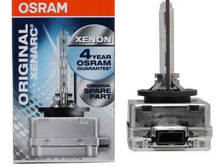 Лампы osram original и osram night breaker unlimited, neolux, hexen ( becuri auto )