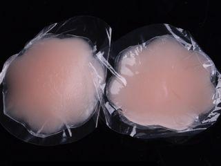 Pernite speciale din silicon pentru sâni!