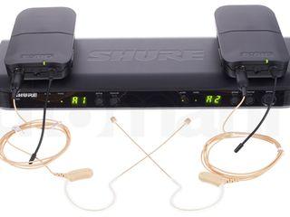 Радиосистема Shure с двумя микрофонами
