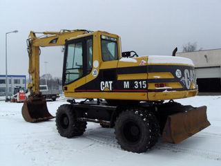 Vind CAT M315