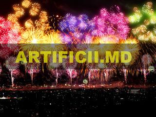 Artificii de calitate in asortiment bogat! magazine Centru,Riscani,Botanica