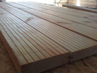 Scindura pentru terasă din lemn de PIN  - 290 lei/m2. Livrăm. Montăm