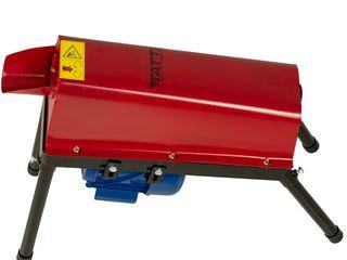 Moara Electrica desfacat porumb (batoza) Tatta TD-5STY-40-90, 1.5KW, 240kg/ora Rosu/Albastru