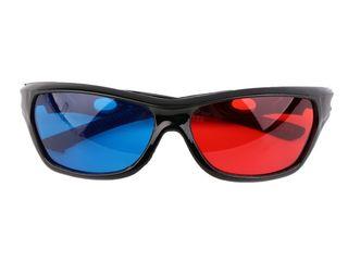Стерео очки 3D в пластиковой оправе!