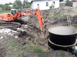 Toate serviciile de terasament excavatoare basculante greider buldozer compactor macara