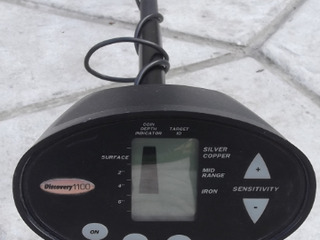 Металло детектор Дискавери-1100