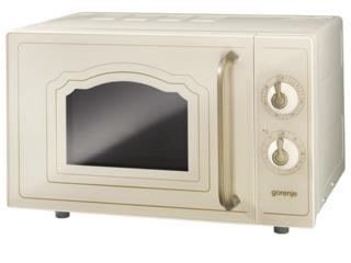 Микроволновая печь Gorenje MO 4250 CLI (MXY90Z) Свободно стоящая/ 700 Вт/ Бежевый