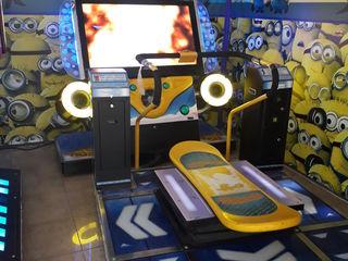 детские игровые аппараты б у