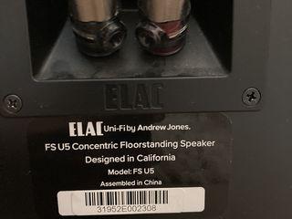 ELAC UNI-FI U5 напольные