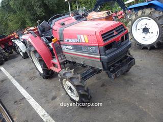 Se vinde tractor Mitsubishi MT21 cu freza de sol