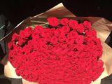 101 trandafiri de la 1300 lei.