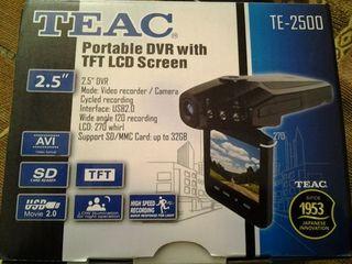 видеорегистратор teac te-2500