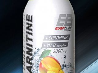 L-carnitine + green tea 3000 mg в порции 10 мл