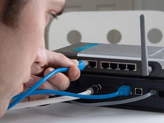 Установка и настройка локальной сети LAN. Подключение к ней компьютеров, принтеров и другой техники.