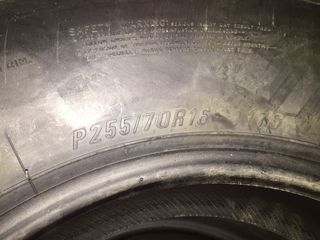 255/70/16 4 новых колеса на джип