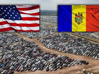 Авто из США покупка и доставка с аукционов Copart и IAAI / Auto din SUA Procurare Livrare