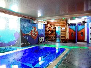"""Сауна  """"Green House"""" на дровах с теплым бассейном и холодным!!!"""