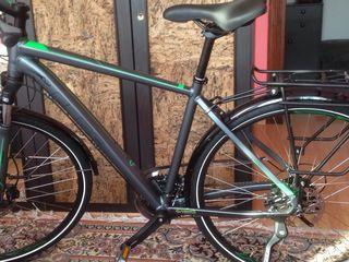 Cube bicicleta