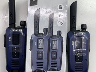 Statii radio reîncărcabile usb - wt trek 500 - 10 km