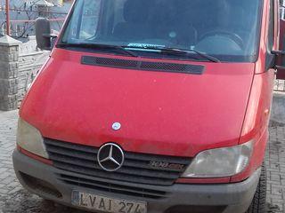 Mercedes спритер