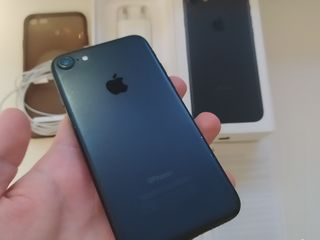 Iphone 7 32 Gb Black full set